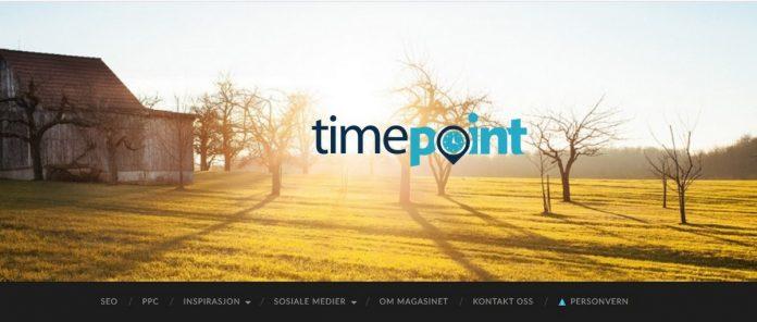 Anmeldelse av timepoint.no