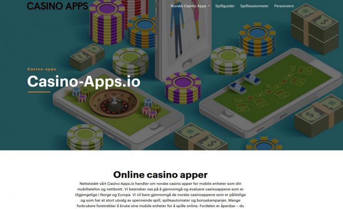 Anmeldelse af Casino-Apps.io